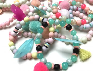kinderworkshop : sieraden maken